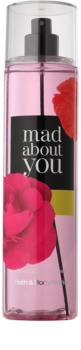 Bath & Body Works Mad About You Bodyspray  voor Vrouwen  236 ml