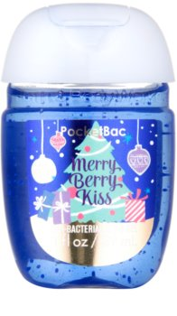 Bath & Body Works PocketBac Merry Berry Kiss gel  para as mãos