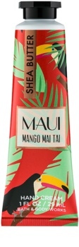 Bath & Body Works Maui Mango Mai Tai crema de maini