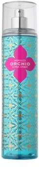 Bath & Body Works Morocco Orchid & Pink Amber testápoló spray nőknek 236 ml