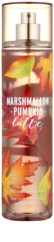 Bath & Body Works Marshmallow Pumpkin Latte spray corporel pour femme 236 ml