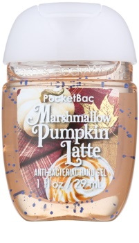 Bath & Body Works PocketBac Marshmallow Pumpkin Latte antibakterielles Gel für die Hände
