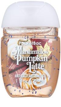 Bath & Body Works PocketBac Marshmallow Pumpkin Latte gel mains