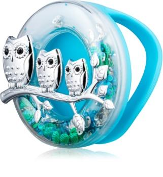 Bath & Body Works Owl Trio suporte para ambientador de carro   suspenso