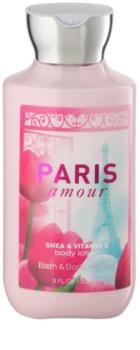 Bath & Body Works Paris Amour tělové mléko pro ženy 236 ml