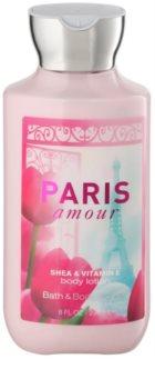 Bath & Body Works Paris Amour telové mlieko pre ženy 236 ml