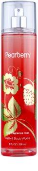 Bath & Body Works Pearberry Körperspray für Damen 236 ml