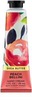 Bath & Body Works Peach Bellini crema de maini