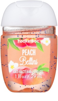 Bath & Body Works PocketBac Peach Bellini gel para manos