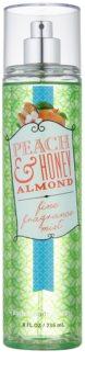 Bath & Body Works Peach & Honey Almond spray do ciała dla kobiet 236 ml
