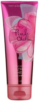 Bath & Body Works Pink Chiffon 12 tělový krém pro ženy 226 g