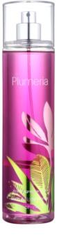 Bath & Body Works Plumeria Bodyspray  voor Vrouwen  236 ml