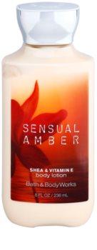 Bath & Body Works Sensual Amber mleczko do ciała dla kobiet 236 ml