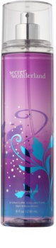 Bath & Body Works Secret Wonderland spray corporel pour femme 236 ml