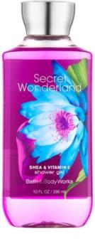 Bath & Body Works Secret Wonderland sprchový gel pro ženy 295 ml