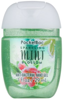 Bath & Body Works Sparkling Mint Blossom gel  para as mãos