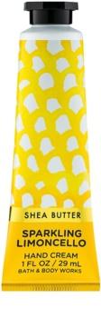 Bath & Body Works Sparkling Limoncello crème mains