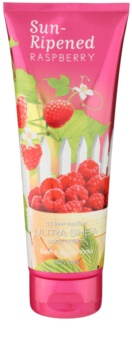 Bath & Body Works Sun Ripened Raspberry crema de corp pentru femei 236 ml