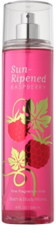 Bath & Body Works Sun Ripened Raspberry tělový sprej pro ženy 236 ml