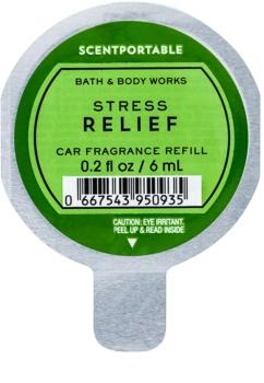 Bath & Body Works Stress Relief ambientador de coche para ventilación 6 ml recarga de recambio