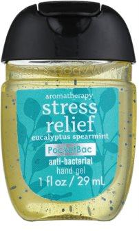 Bath & Body Works PocketBac Stress Relief antibakterielles Gel für die Hände