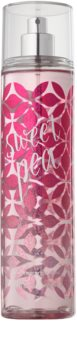 Bath & Body Works Sweet Pea Bodyspray  voor Vrouwen  236 ml