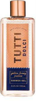 Bath & Body Works Tutti Dolci Golden Honey Praline tusfürdő nőknek 248 ml