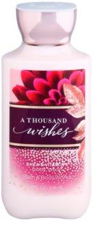 Bath & Body Works A Thousand Wishes lait corporel pour femme 236 ml