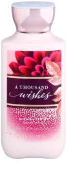 Bath & Body Works A Thousand Wishes leite corporal para mulheres 236 ml