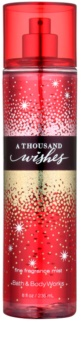 Bath & Body Works A Thousand Wishes spray corporel pour femme 236 ml