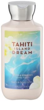 Bath & Body Works Tahiti Island Dream telové mlieko pre ženy 236 ml
