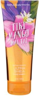 Bath & Body Works Tiki Mango Mai Tai Bodycrème voor Vrouwen  226 gr