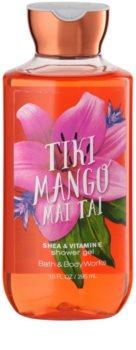 Bath & Body Works Tiki Mango Mai Tai Duschgel für Damen 295 ml