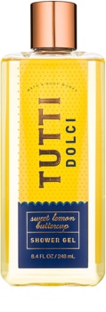 Bath & Body Works Tutti Dolci Sweet Lemon Buttercup sprchový gél pre ženy 248 ml