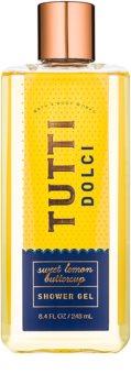 Bath & Body Works Tutti Dolci Sweet Lemon Buttercup żel pod prysznic dla kobiet 248 ml