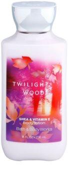 Bath & Body Works Twilight Woods testápoló tej nőknek 236 ml