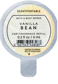 Bath & Body Works Vanilla Bean Auto luchtverfrisser  6 ml