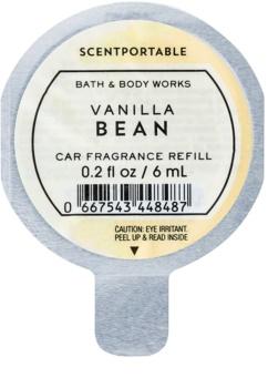 Bath & Body Works Vanilla Bean dišava za avto 6 ml