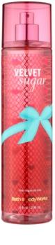 Bath & Body Works Velvet Sugar testápoló spray nőknek 236 ml