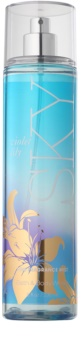 Bath & Body Works Violet Lily Sky spray corpo per donna 236 ml
