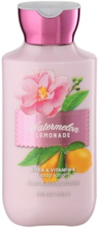 Bath & Body Works Watermelon Lemonade testápoló tej nőknek 236 ml
