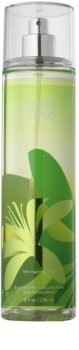Bath & Body Works White Citrus spray corporel pour femme 236 ml