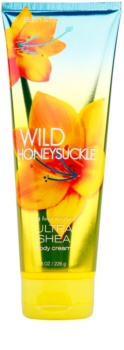 Bath & Body Works Wild Honeysuckle crema corpo per donna 226 g al burro di karité