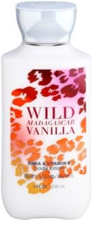 Bath & Body Works Wild Madagascar Vanilla tělové mléko pro ženy 236 ml