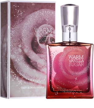 Bath & Body Works Warm Vanilla Sugar eau de toilette pentru femei 75 ml