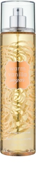 Bath & Body Works Warm Vanilla Sugar Body Spray  voor Vrouwen  236 ml