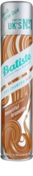 Batiste Hint of Colour champô seco para tons castanhos de cabelo