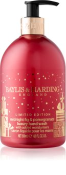 Baylis & Harding Midnight Fig & Pomegranate luxusní tekuté mýdlo