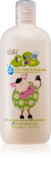 Baylis & Harding Funky Farm shampoo e doccia gel per bambini
