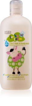 Baylis & Harding Funky Farm szampon i żel pod prysznic dla dzieci
